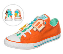 Sneaker 'Chuck Taylor All Star Loopholes Ox' orange