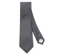 Krawatte ' Custom Fit ' schwarz