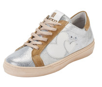 Sneaker 'lexie' silber