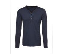 Langarmshirt 'Cizugliano' blau
