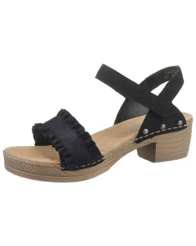 Sandalette nachtblau