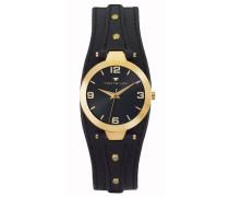 "Armbanduhr ""5413101"" gold / schwarz"