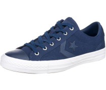 'Star Player Ox' Sneakers blau