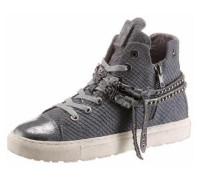 Sneaker »Wavy« grau / silber / weiß