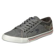 Sneaker aus Canvas grau