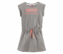 s.Oliver RED Label Junior Sweatkleid beigemeliert