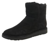 Boots mit Zipper 'Abree Mini' schwarz
