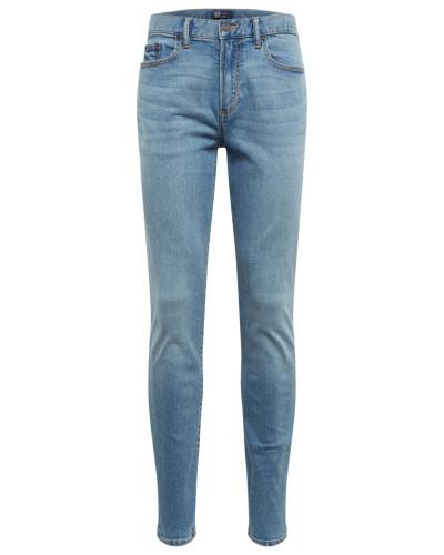 Jeans 'v-Skinny STR Light Worn' blue denim