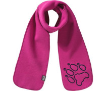 Fleeceschal PAW für Mädchen pink
