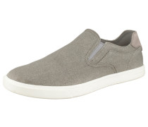 Slipper »Tobin Canvas« grau