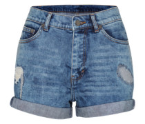 Denim Shorts 'Donna' blau