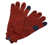 Klassische Handschuhe rot
