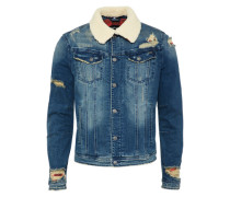 Jeansjacke 'Ryker' blue denim