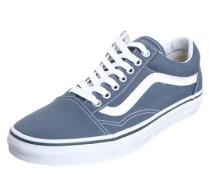 Low Sneaker 'Old Skool' dunkelblau / weiß