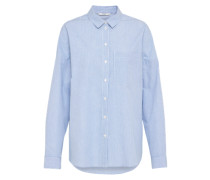 Bluse 'onlJOLINE' blau / weiß
