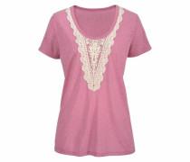 T-Shirt 'oraci' rosa