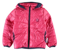 Jacke 'nitmilan' pink