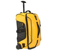 Paradiver Light Rollen-Reisetasche II 55 cm gelb / schwarz