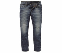 Jeans '3301 Tapered' blau