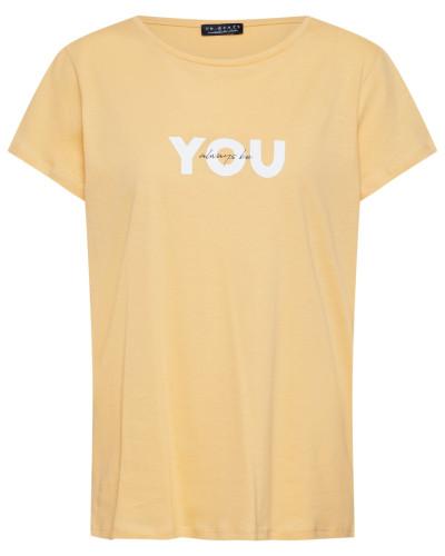 T-Shirt gelb