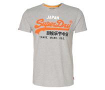 T-Shirt 'vintage Logo NEW TRI Tee' grau
