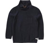 Pullover für Jungen ultramarinblau