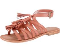 'Etio' Sandaletten koralle / rosa / altrosa