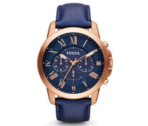 "Chronograph ""grant Fs4835"" blau"