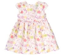 Baby Kleid pastellgrün / pastelllila / rosa / weiß