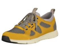 Sneaker senf / grau