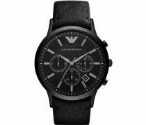 Chronograph 'ar2461' schwarz