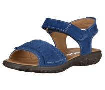 Sandalen blau / navy / schwarz