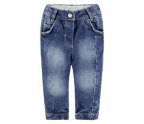 KANZ Kanz Hose Jeans 5-Pockets Mädchen Baby blau