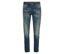 Jeans '3301 Tapered' blau