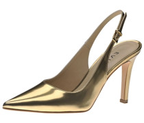 Damen Pumps gold