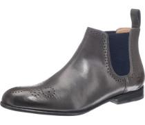 Sally Chelsea Boots dunkelbraun