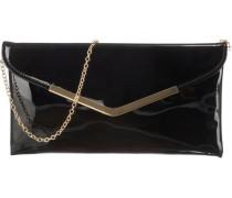 'Klara' Abendtasche schwarz