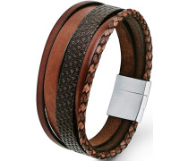 Armband »So1462/1« braun
