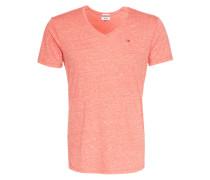 T-Shirt 'Original Melange' orange