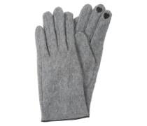 Fleece-Handschuhe grau