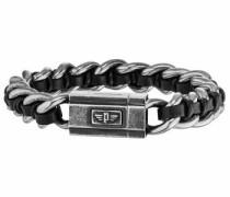 Armband 'schock II Pj26052Bse.01-L' grau