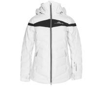 Crillon Down Jacket JL 2-Lagen-Daunenjacke weiß
