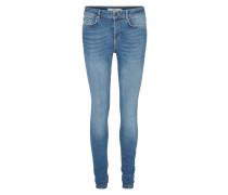 Lux Nw Skinny Fit Jeans blau