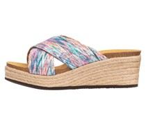 Sandalen Mit Keilabsatz 'Sevilla' mischfarben