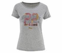 T-Shirt 'jadeno' hellgrau