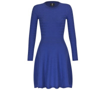 Strickkleid Fiby blau