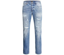 Comfort Fit Jeans 'mike Page BL 700' hellblau