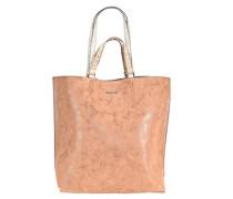 Amber Shopper Tasche braun