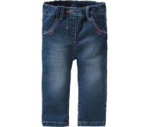 Baby Jeans für Mädchen blau