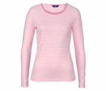 Langarmshirt rosa / hellpink